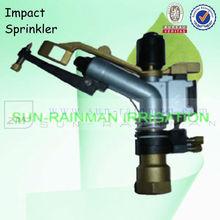 garden metal set of connectors for irrigation sprinkler