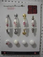 porcelain handle furniture handles