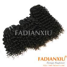 Final Fantasy Up Hair 100% human hair curly