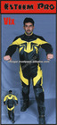 Motorbike Leather racing Suit