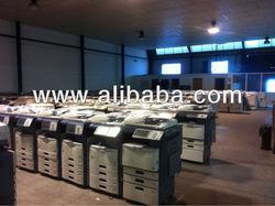 Ricoh & K-Minolta used copiers
