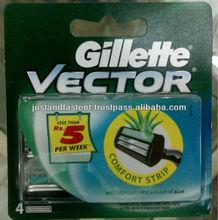 Vector cartrideges, Presto de afeitar, Mach 3 de afeitar