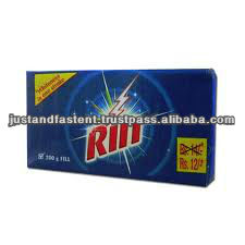 RIN ADVANCE DETERGENT SOAP