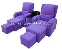 electric recliner foot massage sofa set SK-B03-A