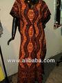 Algodão longo extra grande Kaftans e vestidos de noite das mulheres fantástico nighties desgaste vestido de noite