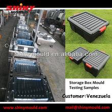 Customer Made Household Plastic Storage Box Mould Nice Design