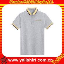 Discount cute men s collar sport blue polo t shirts