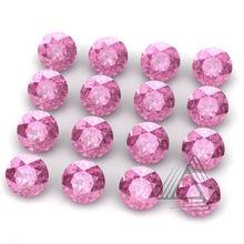 Lab Created Pink Sapphire Gemstones