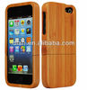 for iphone 5s wood case high quality