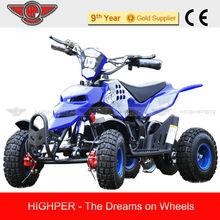 2013 500W 36V Mini Electric 4 Wheeler, Electric Quads, Electric ATV For Kids (ATV-10E)