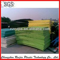 eva plastic foam sheet , colorful EVA foam sheet