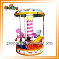 Carrossel máquina bolo hr-qf010 venda quente novo parque de diversões itens
