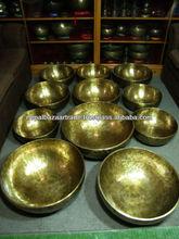 50 Cm Wide Tibetan Singing Bowl