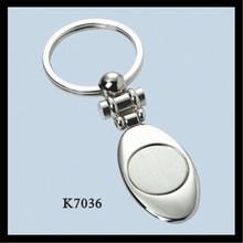 Top fashion wholesale fashion metal keychain basketball