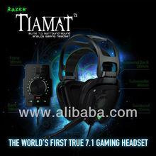 Razer Tiamat 7.1 Surround Sound Analog Gaming Headset