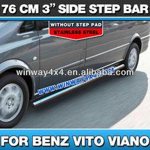 BENZ VITO VIANO W638 W639 RUNNING BOARD FOR MPV VAN