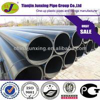 Large diameter plastic tube on sale HDPE pipe 900mm