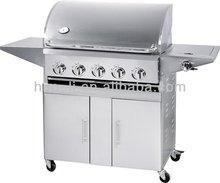 5 BURNER barbecue grill