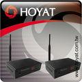 wireless audio video transmissor e receptor de sistema