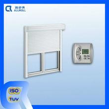 aluminum window rolling shutter, switch control ,exterior