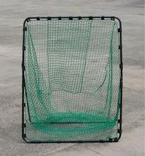 Baseball Pitching Return Net And Batting Tee