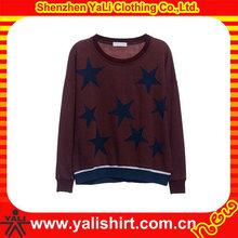 Discount embroidered zipper hooded sweatshirt sportswear