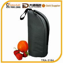 design popular wine bottle picnic beer cooler bag