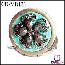 Toptan çiçek Antique emaye el aynasıdır cd-md121