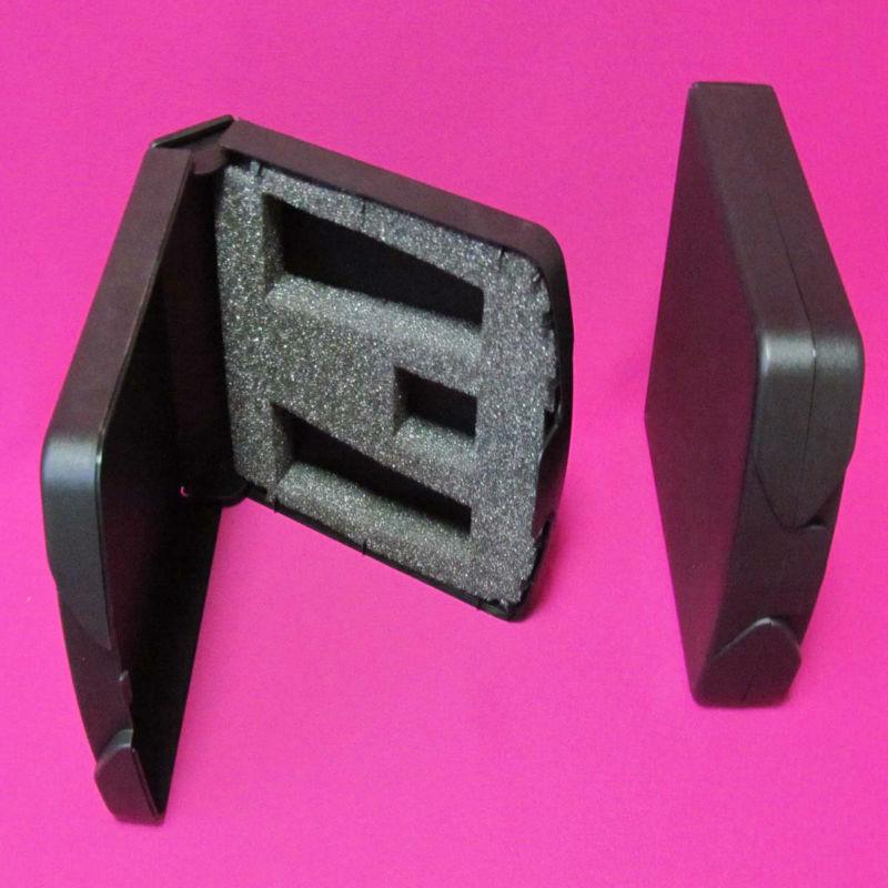 high quality plastic false nail, fake nail, nail art display carrier