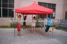 Plegable pop up canopy gazebo