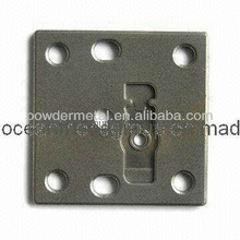 sintered valve plate