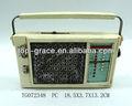 antique de résine radios pour la vente