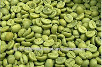 High Quality Kenya Arabica Washed Green Coffee Bean