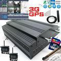 Veículo de monitoramento 4ch acesso remoto rede dvr móvel com wifi 3g g- sensor 2 porteiro forma mdvr
