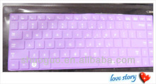 wholesale colorful silicone laptop keyboard cover for hp/asus/dell/lenovo/macbook