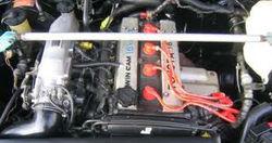 USED FRONT CLIP HALF CUT AE86 FOR CAR TOYOTA LEVIN SPRINTER TRUENO COROLLA 4AGE