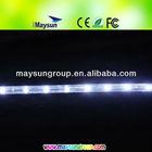 LED rgb flexible ribbon strip light 12v 5m per roll