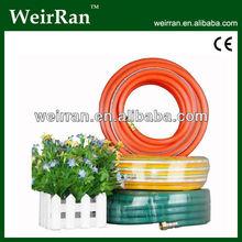 (41099) PVC high pressure power water crystal korea spray hose,high pressure spray pvc hose pipe,transparent pvc hose