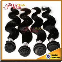 Top Quality Hollywood Queen Fashionable Human Hair 100% virgin hair extensions