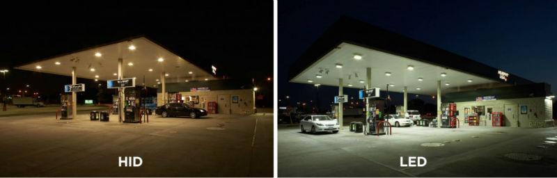 sistema de energia solar para as bombas de gasolina