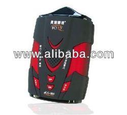 GX100 GPS radar detector
