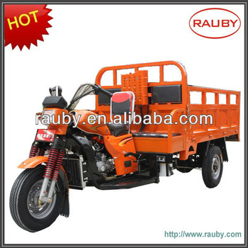 200cc gasoline three-wheeled motorcycle for cargo