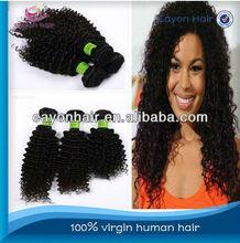 Eayon Superior Quality Original Virgin Chinese Kinky Curly Braiding Hair