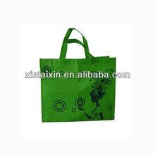 2013 recycle non woven bags shops