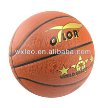 Official size basketball,laminated basketball,graphic design basketball