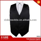 High Quality And Cheap Price Stain Black Vest
