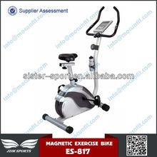Slim trainer motor exercise magnetic bike