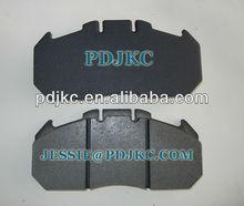 ERF truck brake pad 81508205072