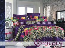 Colorful comforter sets fashion floral comforter set