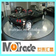 Parking Assist Equipment Model Car Turntable